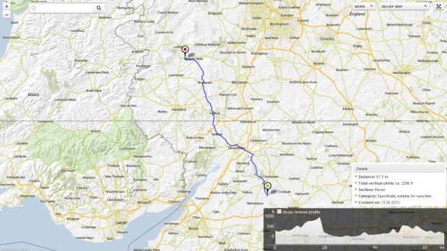 Day 4: Tue 12 June 2012 Upper Mintey to Tenbury